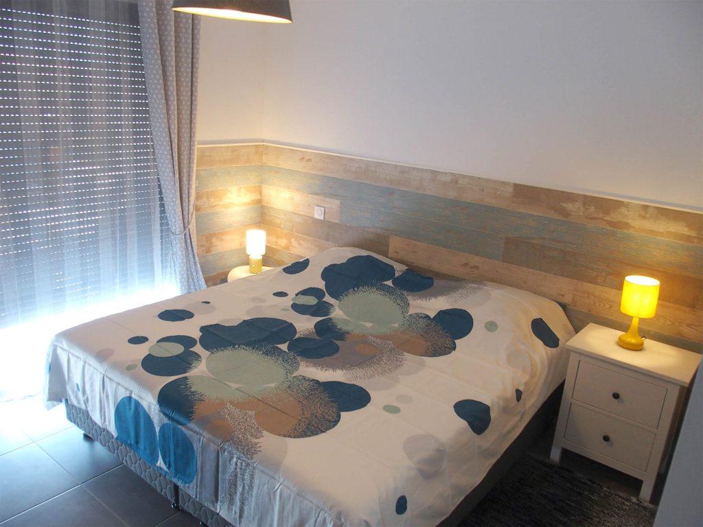 La chambre (config. 1 lit)